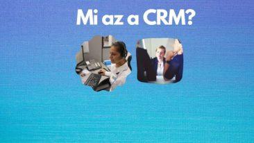 Mi az a CRM?
