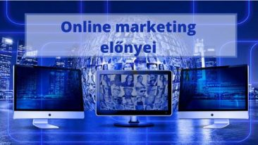 online marketing előnyei