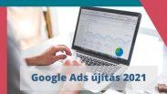 google ads újítás 2021